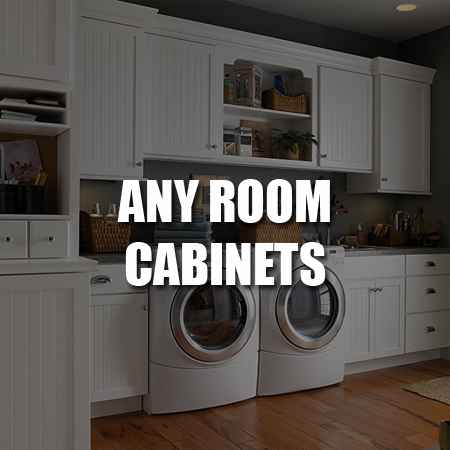 Laundry Room Cabinets | Book Shelves | Entertainment Center Cabinets |  Basement Cabinets Naperville IL