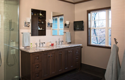 find the right bathroom renovation style for your dream bathroom