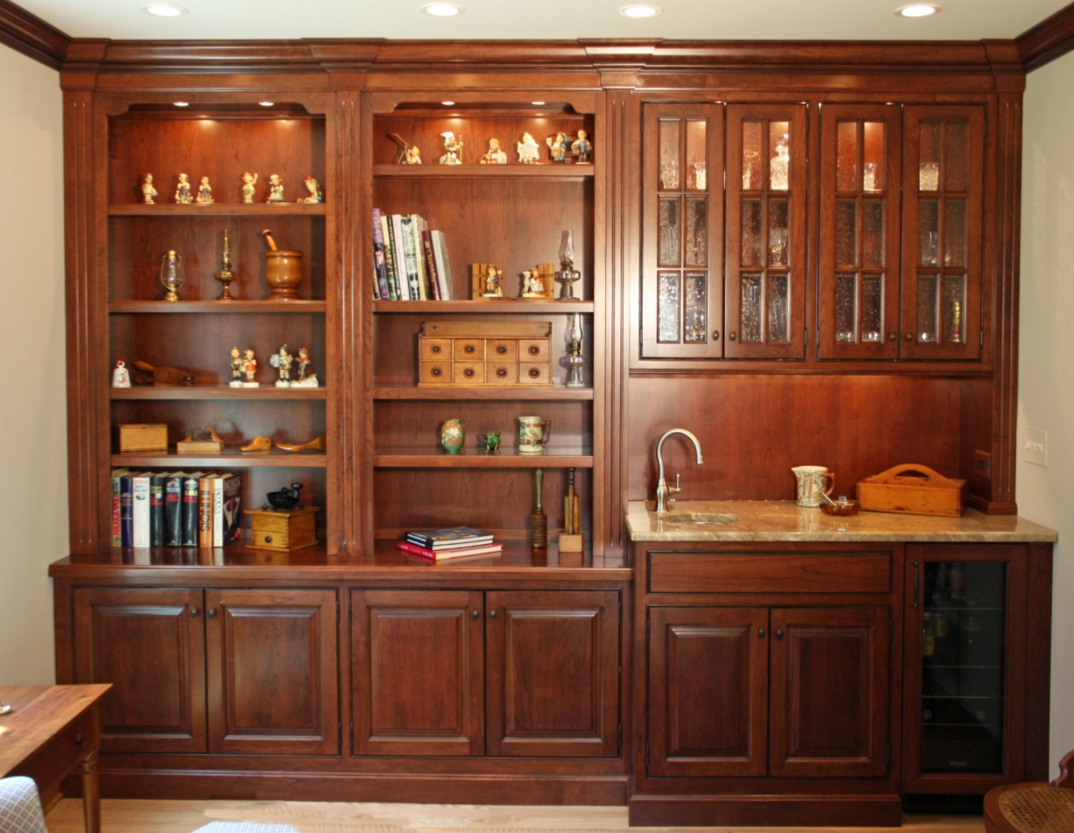 Amish Cabinetry Naperville | Amish Kitchen Cabinets | Amish Bathroom ...