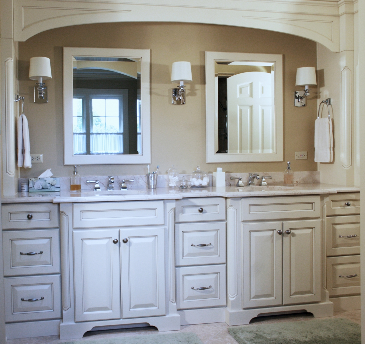 Custom 60 Custom Bathroom Vanities Naperville Design Ideas Of Vanity Towers Take Bathroom